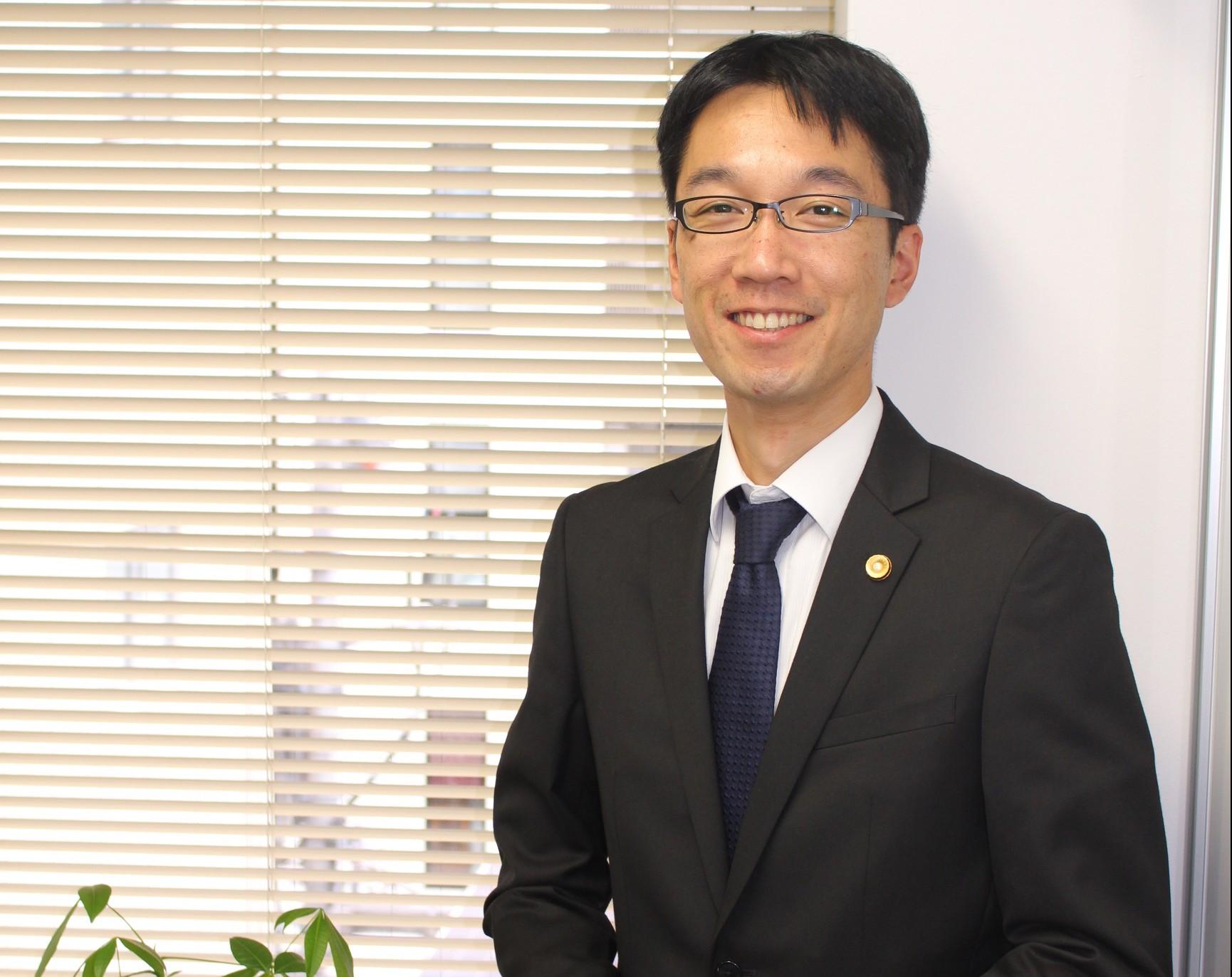 高橋祐介弁護士がアイシア法律事務所に入所しました