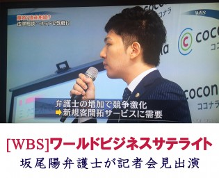 WBS出演